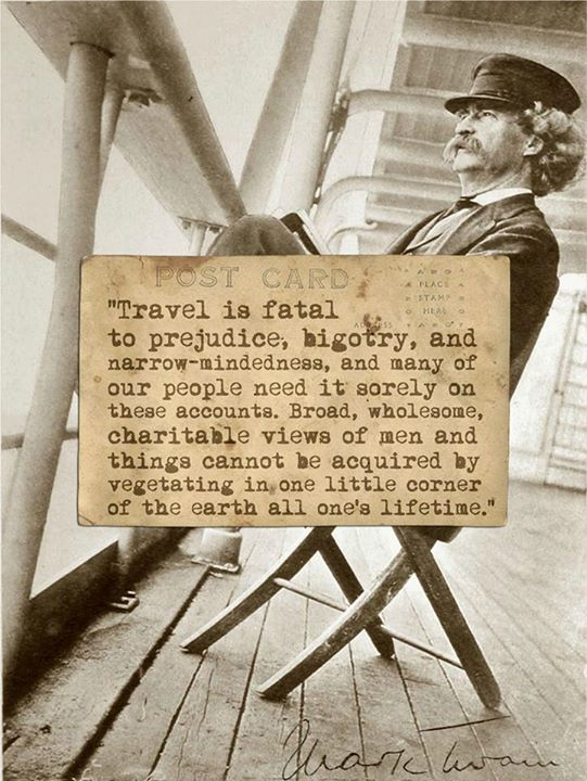 Travel is Fatal